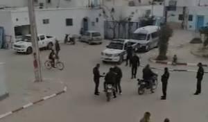המשטרה באזור הקהילה