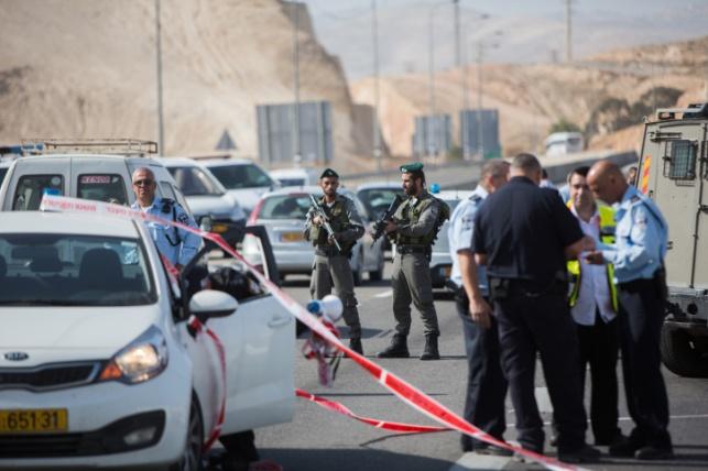 מעצרים ובידוק פלסטינים: הצעדים נגד הטרור
