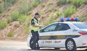 חשד לאירוע חומרים מסוכנים בכביש 6