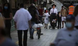 856 חולים מאתמול; 1,022 מחלימים חדשים