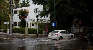 אילוסטרציה - עשיתם תאונה בגלל הגשם? אלו זכויותיכם