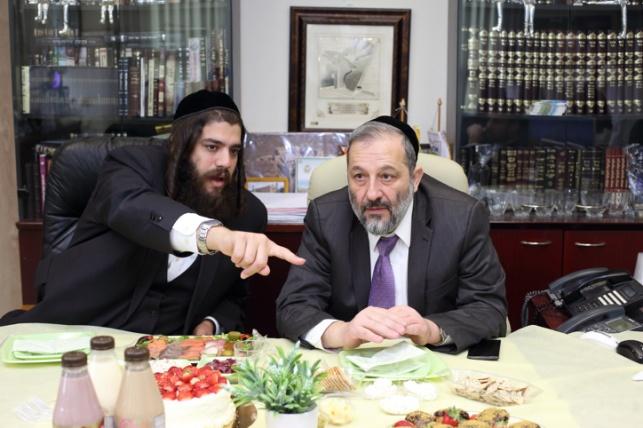 דרעי עם ישראל פרוש