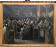 הציור במשכן הכנתס
