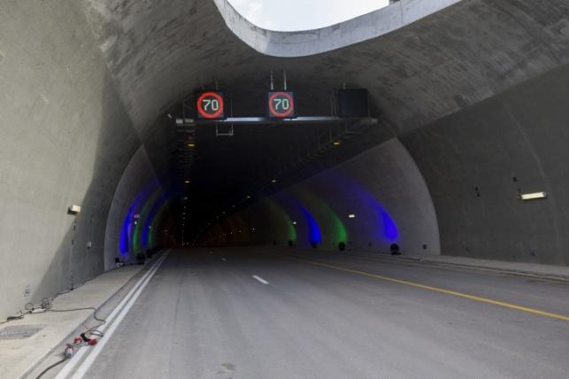 המנהרות החדשות