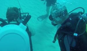 תרגיל חיל הים לפירוק מוקשים ימיים • צפו
