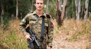 """צה""""ל בפיילוט למדים החדשים לחיילים • צפו"""