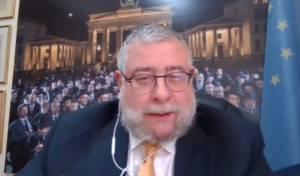 """הגר""""פ גולדשמידט בנאומו"""