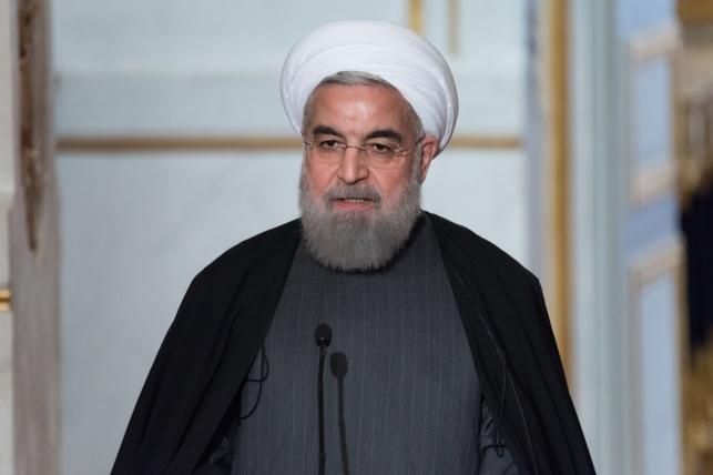 נשיא איראן רוחאני
