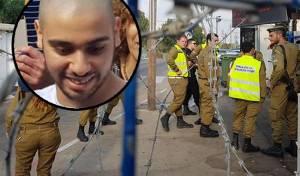 היציאה מהבית וההגעה לכלא - 'אלאור הוא גיבור': אזריה נכלא בליווי תומכיו