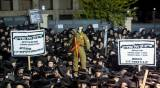 הפגנת 'הפלג הירושלמי', אמש - הייתי שם, עצוב, בהפגנת 'הפלג'