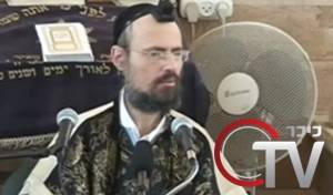 הרב קוק מזהיר: 'אסון קשה בטבריה'