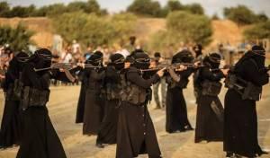 """הג'יאהד מציג: """"מאות נשים הוכנו למלחמה"""""""