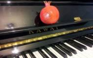 """""""צמאה לך נפשי"""": פסנתר לשבת קודם י""""ט כסלו"""