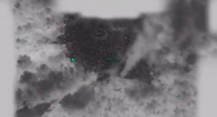 תקיפת מחנות המסתור של דאעש בעיראק