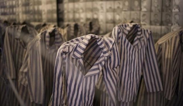 שרידי נרצחי השואה במעבדה הובאו לקבורה