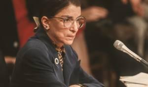 השופטת רות ביידר גינסבורג