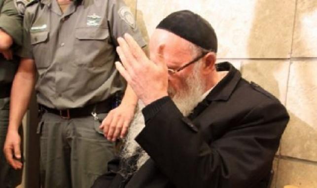 """ביהמ""""ש גזר 9 שנות מאסר לרב יעקב דייטש"""