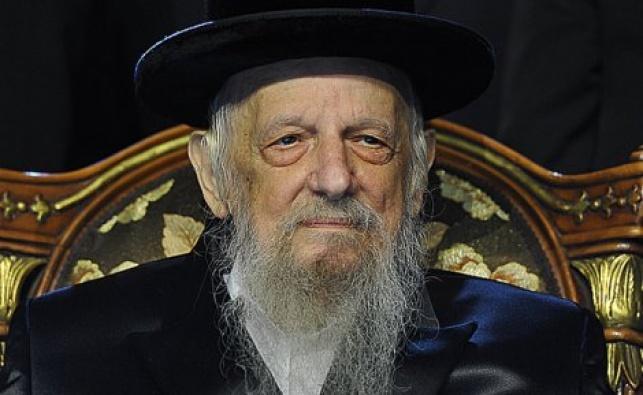 """ריבלין: """"הרבי מסר נפשו למען יהודים"""""""