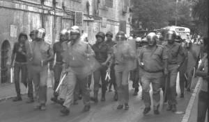 שוטרים במאה שערים, בשנת 1979