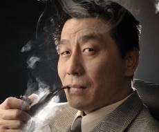 איש עסקים סיני. אילוסטרציה