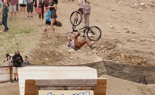 צפו: פעלולי אופניים מדהימים