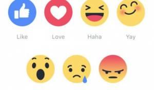 """ה""""לייקים"""" החדשים בפייסבוק נכנסים לשימוש"""