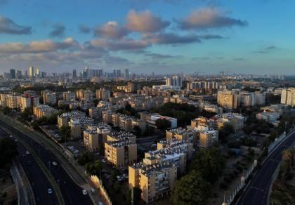 צפו: אזור העיר תל אביב כפי שלא הכרתם