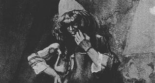 בצלאל . ציור בשימוש צבעי מים, מעשה ידי ג'יימס טיסו 1902-1896