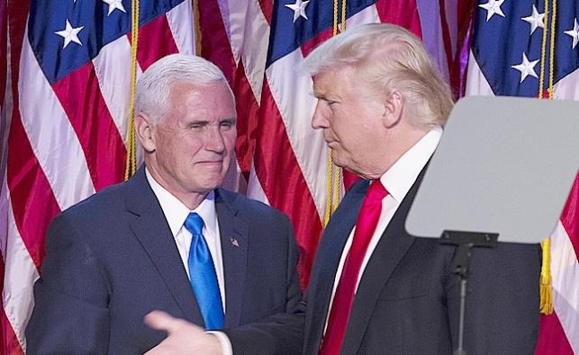 הנשיא הנבחר וסגנו המיועד