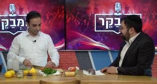 'השף המזמר' רועי יעקב בראיון טעים ומיוחד