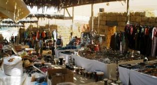 """השוק הנבטי בגן הלאומי מפעילות בחוה""""מ סוכות - ארכיאולוגיה נבטית קדומה בגן לאומי ממשית"""