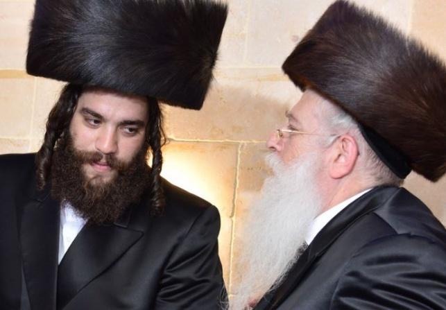 מאיר פרוש ובנו ישראל