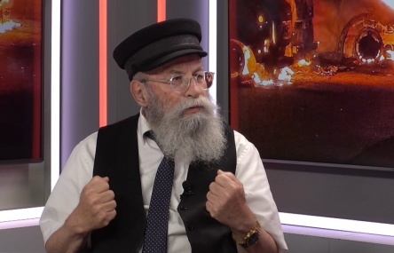 הרב גלויברמן: יהודים מפחדים לצאת מהבית