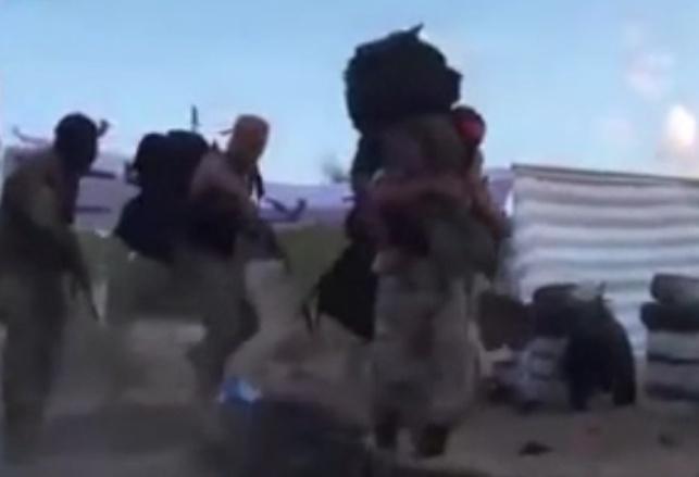 חטיפת חייל, מתוך אימוני 'החזית העממית'