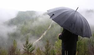 גשמים בכל חלקי הארץ וירידה בטמפרטורות