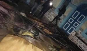 בית הכנסת, לאחר ניסיון ההצתה - תוניסיה: פורעים ניסו להצית את בית הכנסת