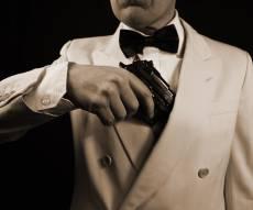 בגלל המוזיקה: איים באקדח על החתן והכלה