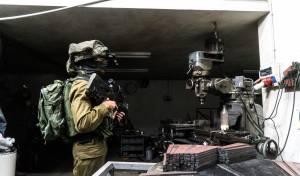 צפו: הלוחמים החרימו מחרטות לייצור נשק