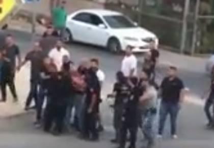 שוטר שסטר לחשוד ברהט נחקר באזהרה