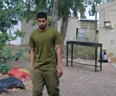 החייל שנשפט - חייל שסירב להתגלח בעומר נענש בחומרה