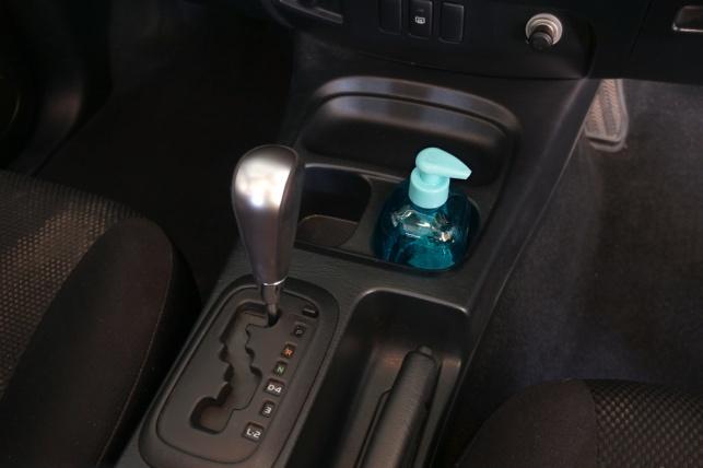 אלכוג'ל שנשאר ברכב, יכול לגרום לפיצוצו?