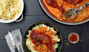 לא רק להונגרים: מתכון לפפריקש עוף שכולם אוהבים