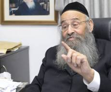 """יו""""ר 'החינוך העצמאי', הרב אברהם יוסף לייזרזון"""