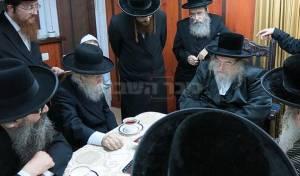 """הרב שלמה פפנהיים והאדמו""""ר מבעלזא"""