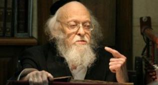 התייצבות במצבו של מרן הרב אלישיב