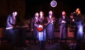 """דובי מייזלס ומקהלת נרננה: """"שבת שלום"""""""