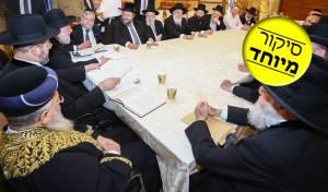 מועצת הרבנות. ארכיון