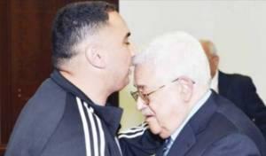 """המחבל עם אבו מאזן - רצח תלמיד ישיבה והתקבל בכבוד ע""""י עבאס"""