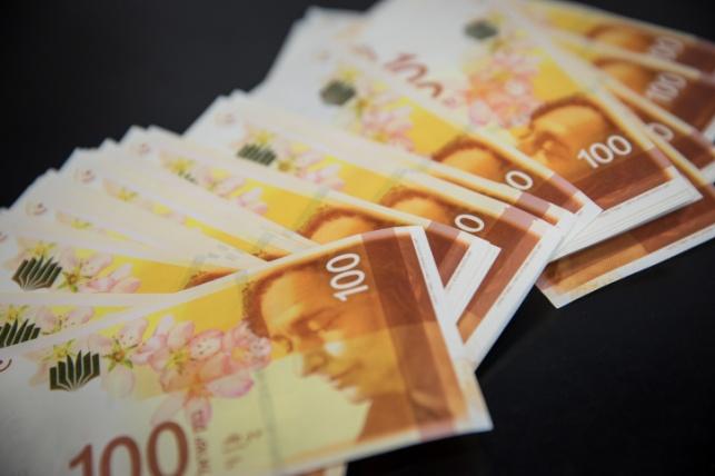עלייה של 3.4% בשכר הממוצע במשק