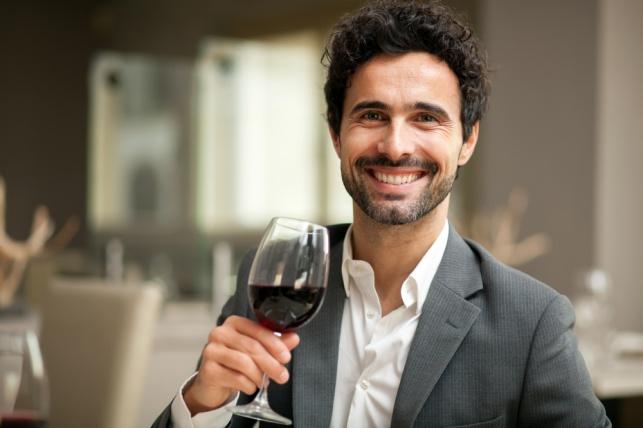 רוצה לשלוט בשפה חדשה? שתה יין